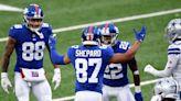 Giants injury report: Evan Engram, Sterling Shepard added
