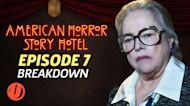 "AHS Hotel Episode 7 ""Flicker"" Breakdown"