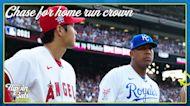 Shohei Ohtani vs. Salvador Perez: who will win the home run crown?