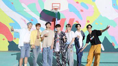 入圍2021美國告示牌音樂獎4大獎 BTS刷新紀錄