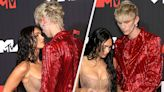 """Megan Fox Said She Wore Her VMAs Naked Dress At Machine Gun Kelly's Request: """"Whatever You Say, Daddy!'"""""""