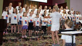 Christian music camp explores music