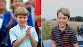 New Prince George photo for eighth birthday compared to young Prince William