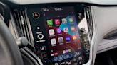 Hands-On With the Subaru Outback's New Apple CarPlay | News | Cars.com