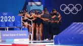 Olympics-Water polo-U.S. women suffer first Olympic defeat in 13 years