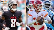 Michael Vick breaks down Patrick Mahomes and Chiefs' struggles, Kyle Pitts' impact on Falcons and Matt Ryan I THE HERD