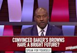 Marcellus Wiley: I don't trust Baker Mayfield as the driving force behind the Cleveland Browns | SPEAK FOR YOURSELF