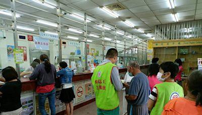 郵局領五倍券 1人不用1分鐘 嘉義縣市首日逾2萬人預約