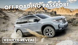 2022 Honda Passport TrailSport revealed