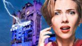 Disney's 'Tower of Terror' Movie Is Happening with Scarlett Johansson