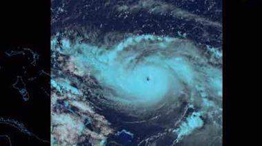 Satellite Shows Eye of Hurricane Dorian as It Moves Toward Florida