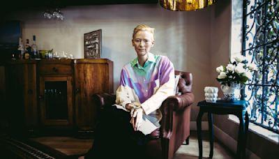 Tilda Swinton, ante el drama colombiano
