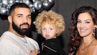 Drake Shared the First Photos of His Son Adonis' Face and They're All So Adorable