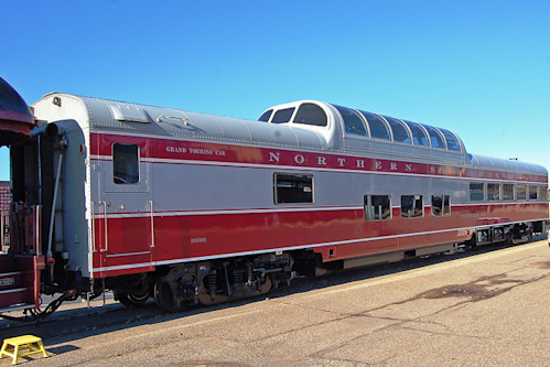 "Railroad #9003, Northern Sky Charters, ""Northern Sky"" Private car ..."