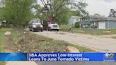SBA Approves Low-Interest Loans To June Tornado VIctims