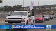 Housing Advocates Push To Extend California Eviction Moratorium
