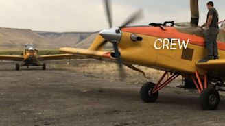 General aviation in Idaho plays vital role for potatoes, crops, fires and communities