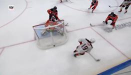 a Goal from Edmonton Oilers vs. Anaheim Ducks