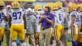 LSU football series history against 2021 opponents