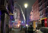 Emergency Response Continues Following Deadly Madrid Explosion