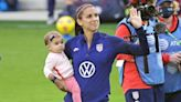 Alex Morgan Scores Her First Goal for the U.S. Women's National Team Since Becoming a Mom