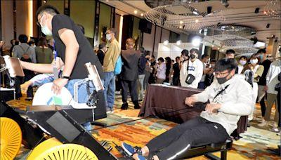 新北運動產業博覽會 VR電競新體驗