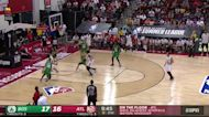 Skylar Mays with a 2-pointer vs the Boston Celtics