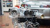 人人一定買得起的「破千匹」引擎!Toyota 2JZ「樂高」迷你版