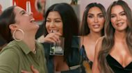 Kim and Khloe Kardashian Reveal If They Approve of Addison Rae and Kourtney's Friendship