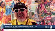 Muruga Booker releasing new CD, performing in Westland