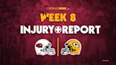 Kyler Murray, DeAndre Hopkins, Max Garcia on Cardinals' 1st injury report