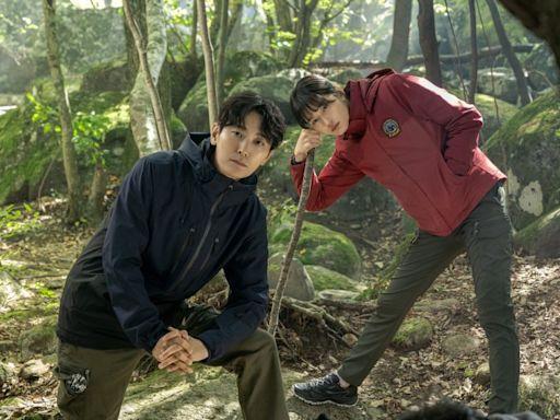 (影音)全智賢重現《野蠻女友》表情 新劇穿梭山林揭秘