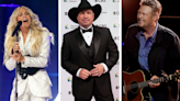 A look at country music stars from Oklahoma