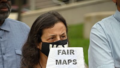 Civil rights groups, state legislators call on Baltimore County Council to reject redistricting map