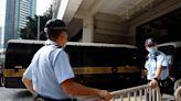 港版國安法首案定罪 24歲機車騎士撞警「煽動分裂國家、恐怖活動」罪名成立--上報