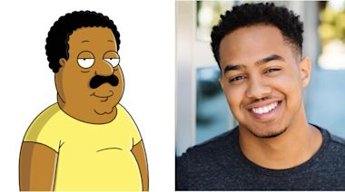 How 'Family Guy' Newcomer Arif Zahir Landed His Big Break as the New Cleveland Brown