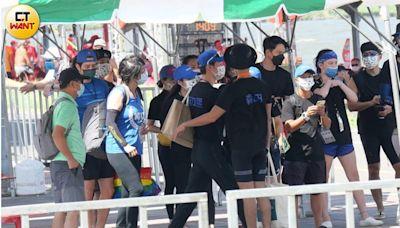娛樂報報2/第一季播畢九個月仍情濃 「全明星Team Blue」合體賽龍舟
