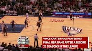 Vince Carter's Killer Threes - The Best of 'Air Canada'