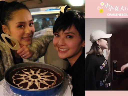 蔡卓妍結束隔離鍾欣潼驚喜迎接慶祝20周年 阿嬌面尖尖成個靚返哂