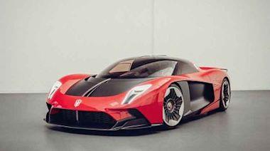 緊隨步伐!中國紅旗展示造車力 超跑 S9 轟出 1,400 匹馬力 - DCFever.com