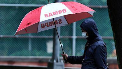 一張圖看天氣!明起回暖水氣減少 又有颱風將生成