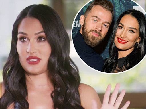 Nikki Bella Realizes It's Time for a Difficult Conversation With Artem Chigvintsev