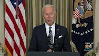 President Biden Touts Rescue Plan