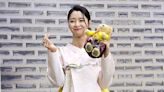 [MD PHOTO] 韓國女演員權娜拉出席2020韓服文化周活動