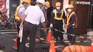 下涵洞抓瓦斯漏氣 5工人沒穿防護設備