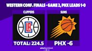 Betting: Clippers vs. Suns | June 22