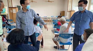 【社區風暴】朱立倫呼籲:危險族群全面普篩打疫苗 | 蘋果新聞網 | 蘋果日報