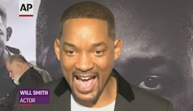 """Will Smith finds his """"Gemini Man"""" digital clone 'a little freaky'"""