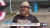 WWE holds Monday Night Raw in KC