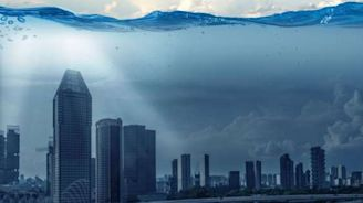 Alarming climate report says 25m sea level rise on the way